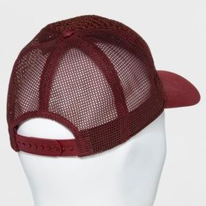 327f0f8995f60 Goodfellow   Co Accessories - Brick House Straw Twill Mesh Baseball Hat Red